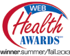 Summer/Fall 2013 Web Health Awards Winner