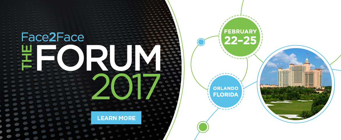 The Forum 2017 - Learn more