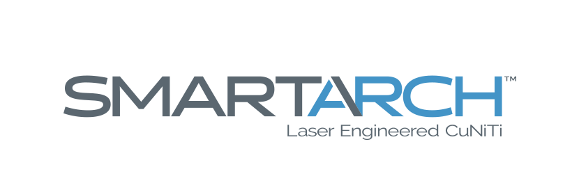 SmartArch Laser Engineered CuNiTi