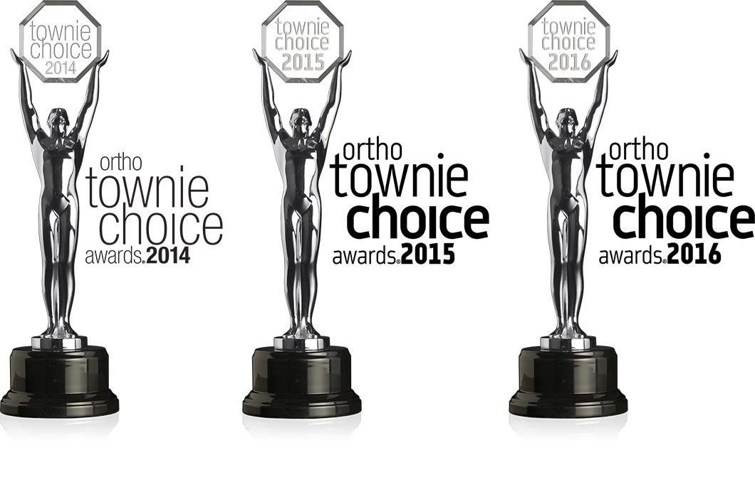 2016 Orthotown Ortho Townie Choice Award
